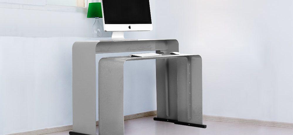 Особенности выбора надежных и оригинальных компьютерных столов