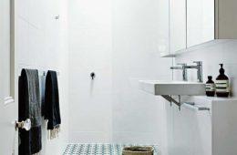 Маленькая ванная: как сэкономить место