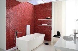 Особенности классического стиля плитки для ванной комнаты
