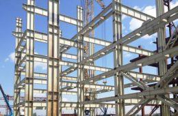 Применение металлоконструкций в строительных работах