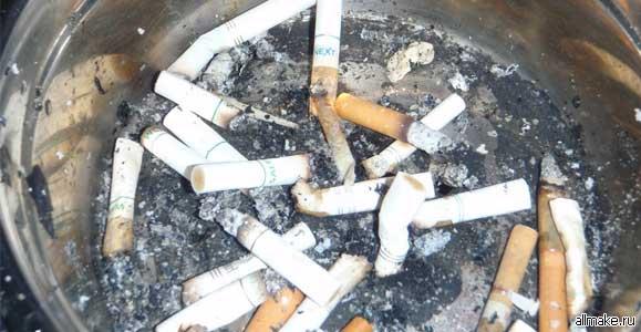 Запах табака в квартире