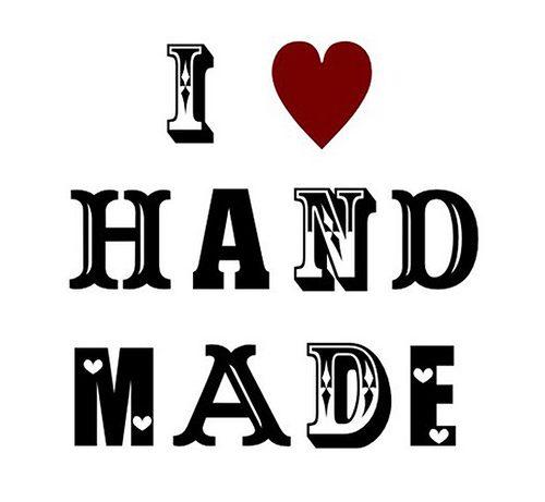 Handmade. Давайте займемся хендмейдом