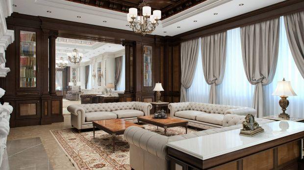 Планировка гостиной в доме или квартире