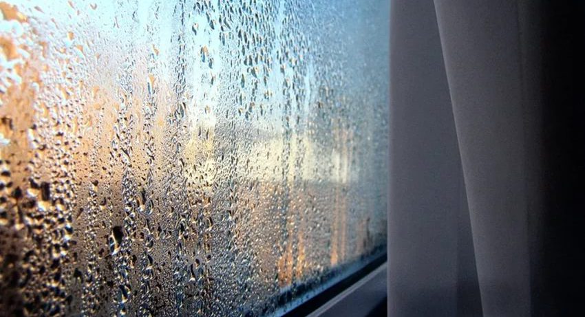 Запотевание пвх окна: причина явления