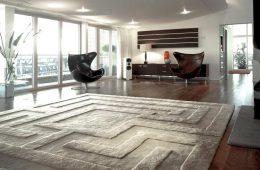 Скульптурные ковры: подбираем рельефные мотивы для интерьера