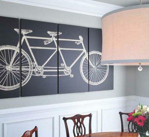 Панно на стену: возможность искусно дополнить дизайн любой комнаты