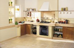 Выбор плитки для кухни