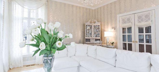 Цвет стен в гостиной — какой оттенок лучше выбрать?