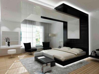 Комната в стиле модерн