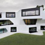 Современные коттеджи - красивый дизайн, комфорт и функциональность