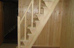 Монтаж лестниц в доме и декорирование
