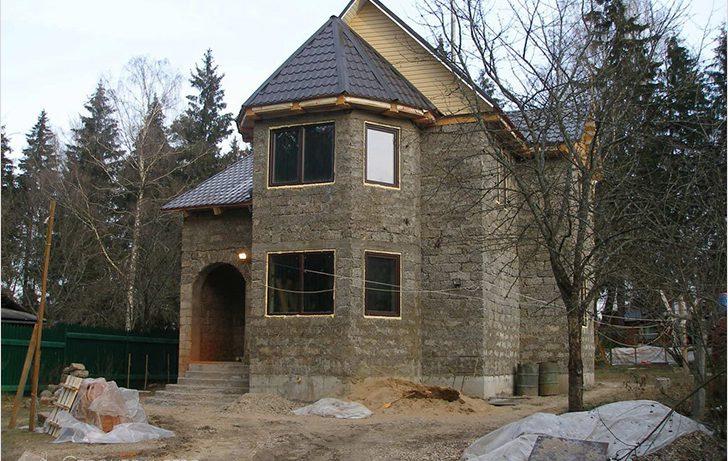 Дом из арболита – отзывы владельцев, еще строящихся и уже живущих в этих домах