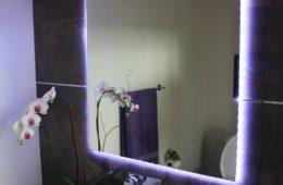Как правильно выбирать зеркало с подсветкой в ванную комнату