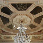 Потолочные розетки и другой потолочный декор под люстру