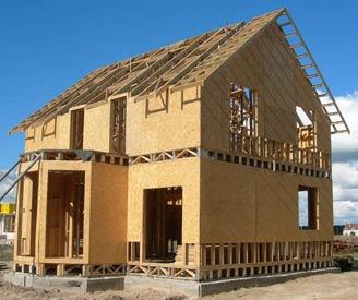 Как строить каркасный дом
