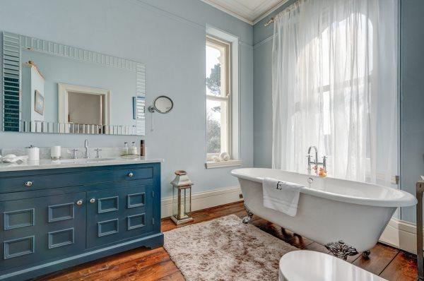 Ванная комната в стиле прованс — французская сказка в квартире