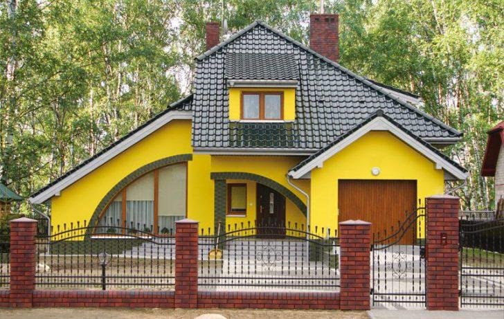 Дом или коттедж – варианты стиля