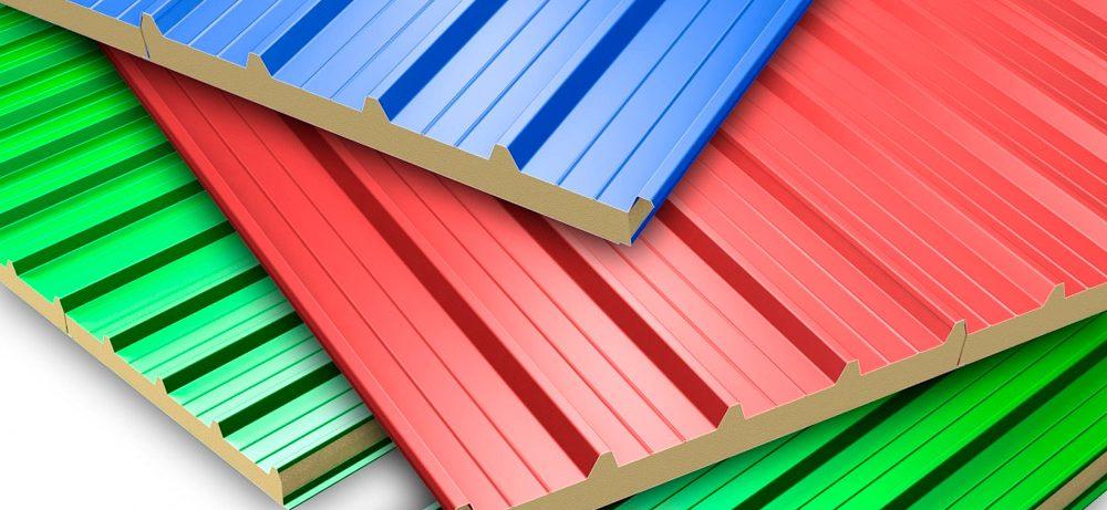 Сэндвич панели — суть и особенности многослойного строительного материала