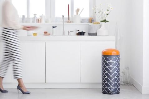 Стильные баки превратят вашу кухню в ретро-инсталляцию