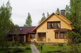 Дачные домики: множество вариантов оформления