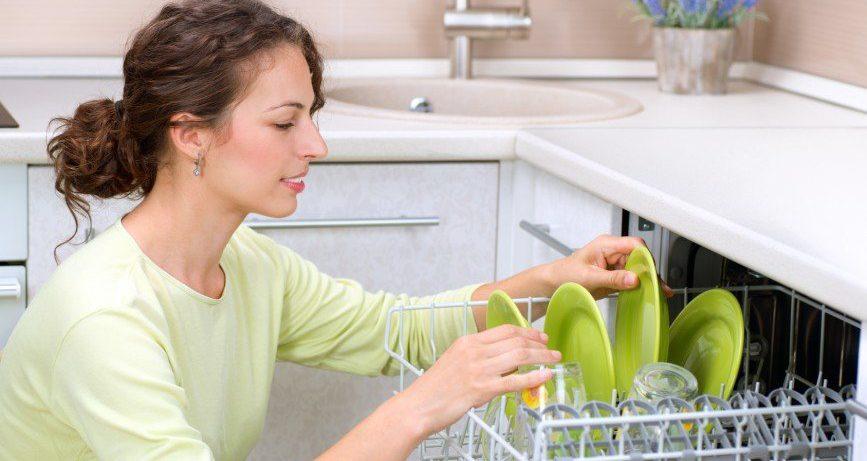 Шесть ошибок при загрузке посудомоечной машины