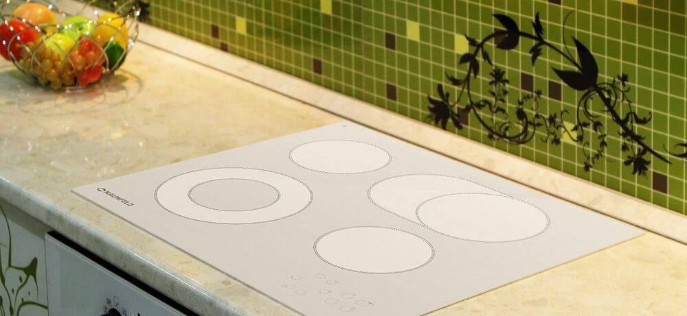 Встраиваемая техника для кухни: электрические варочные панели