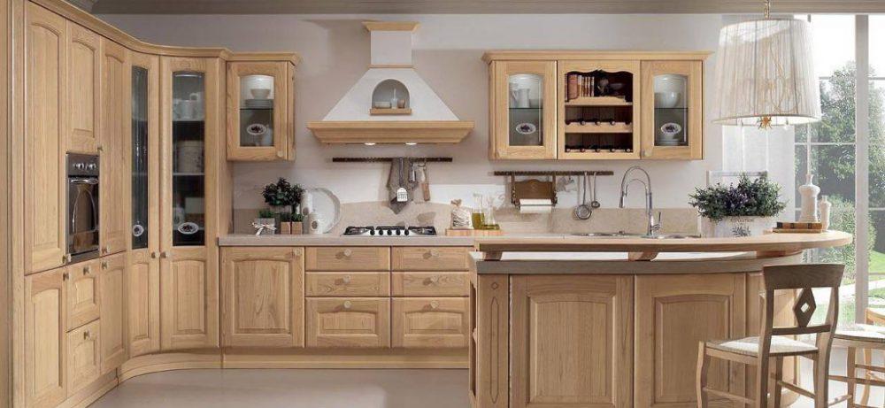 Идеи интерьера кухни, совмещенной с гостиной, в доме и квартире
