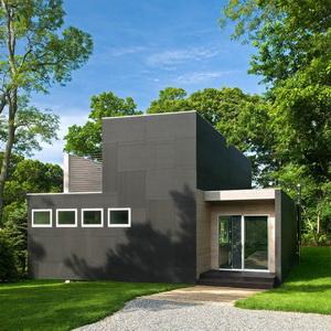 Каким должен быть проект дома для узкого участка