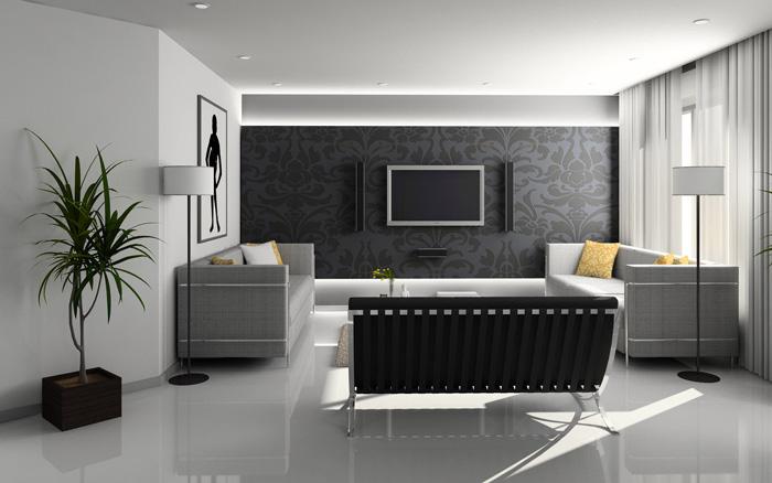 Выбор интерьера квартиры в стиле хай-тек