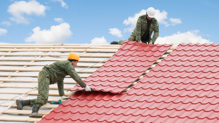 Как отремонтировать стальную крышу?