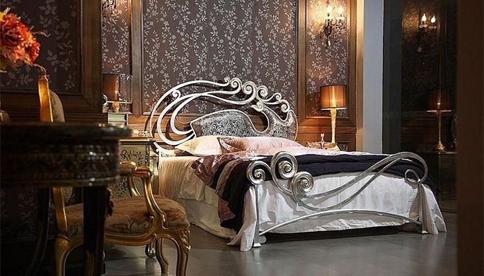 Спальный гарнитур в стиле барокко