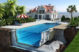 Почему стоит купить композитный бассейн для дома или дачи
