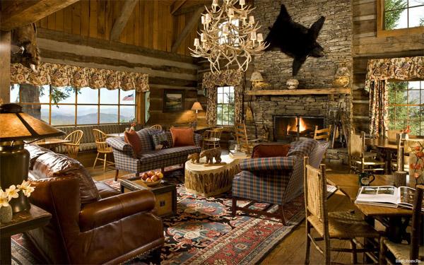 Отделка деревянного дома – тепло и уют в вашем доме