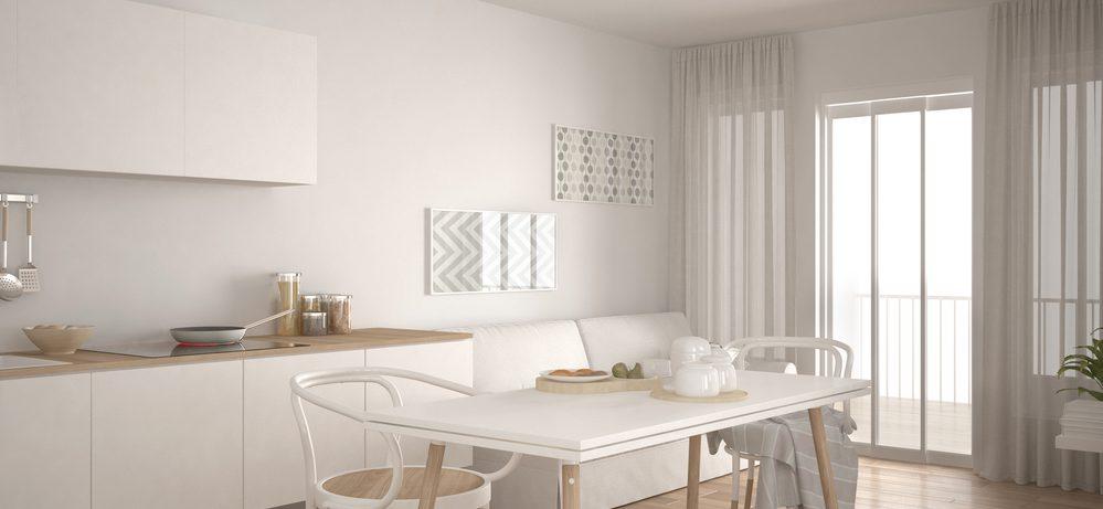 Гостиная с балконом: варианты совмещения и оформления