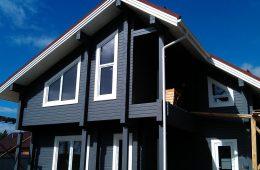 Покраска деревянного дома — чтобы надолго и красиво