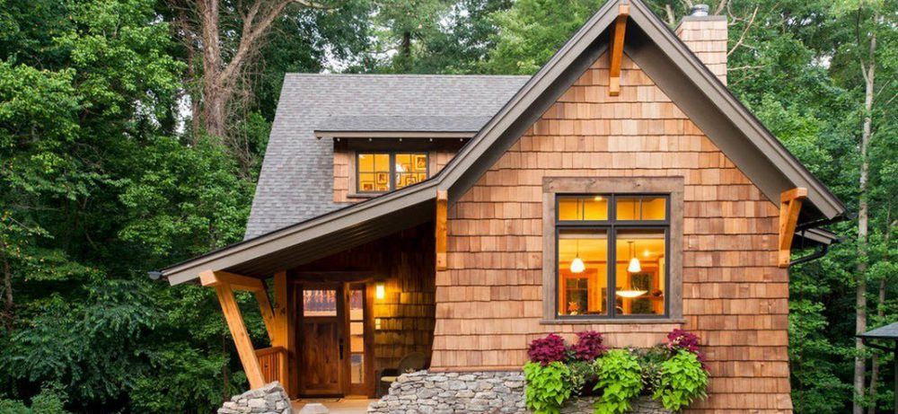 Строительство кирпичного дачного дома своими руками