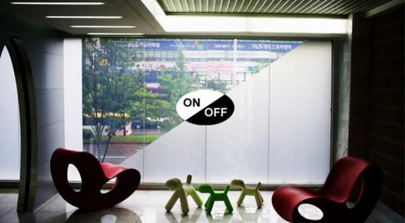 Смарт стекло: интересное решение для дома и офиса