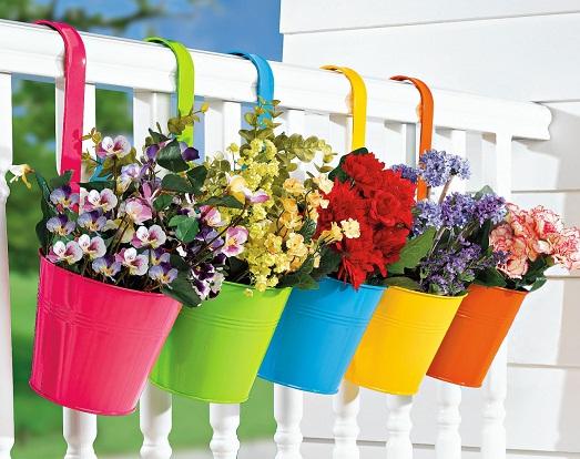 Какие цветы можно вырастить на балконе?