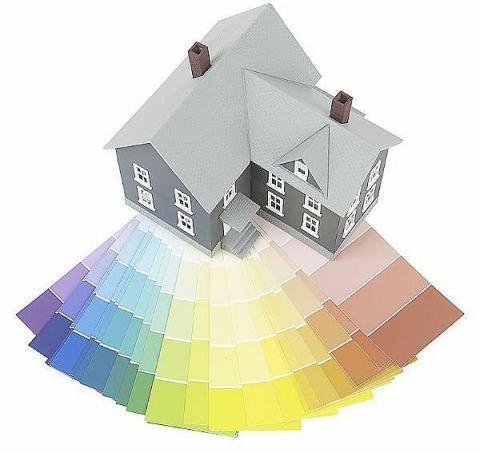 Обзор фасадных красок