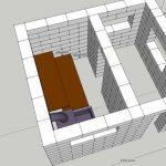 Особенности проектов бань из пеноблоков