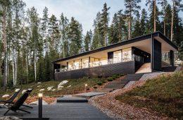 Термодерево для загородного дома: преимущества материала