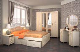 Кровати для спальной комнаты