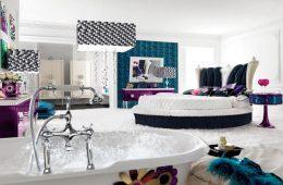 Ванная в спальне: вам такое и не снилось
