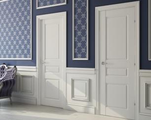 Фрезерованные двери