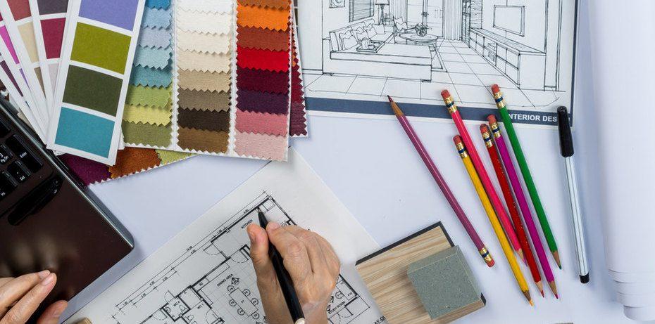 Акцентная стена в гостиной: идеи для вдохновения