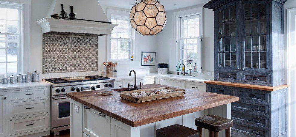 Буфет на кухне: уютный дизайн с изюминкой