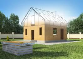 Плюсы строительства дома из син-панелей