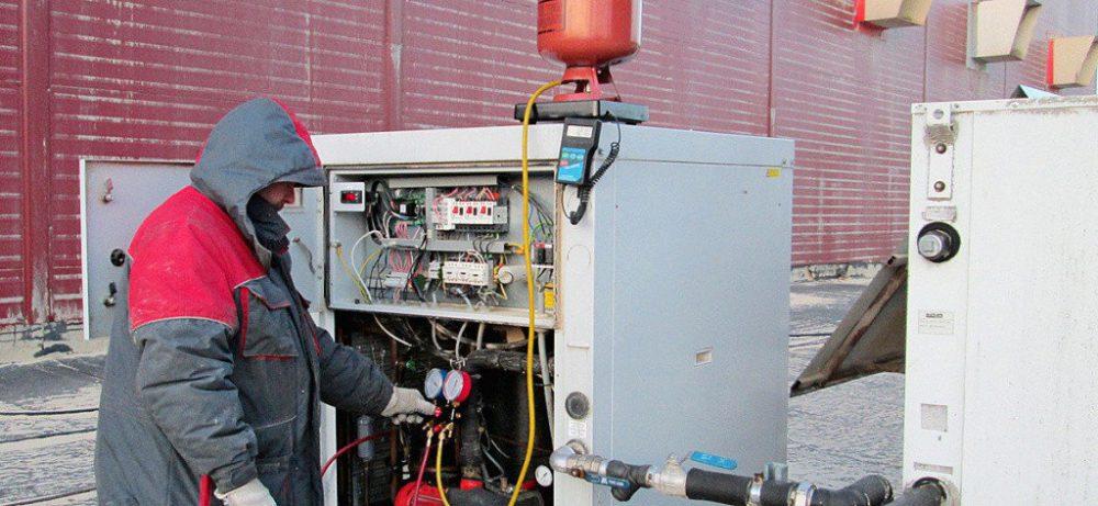 Профессиональный ремонт чиллеров: как происходит процесс и его особенности