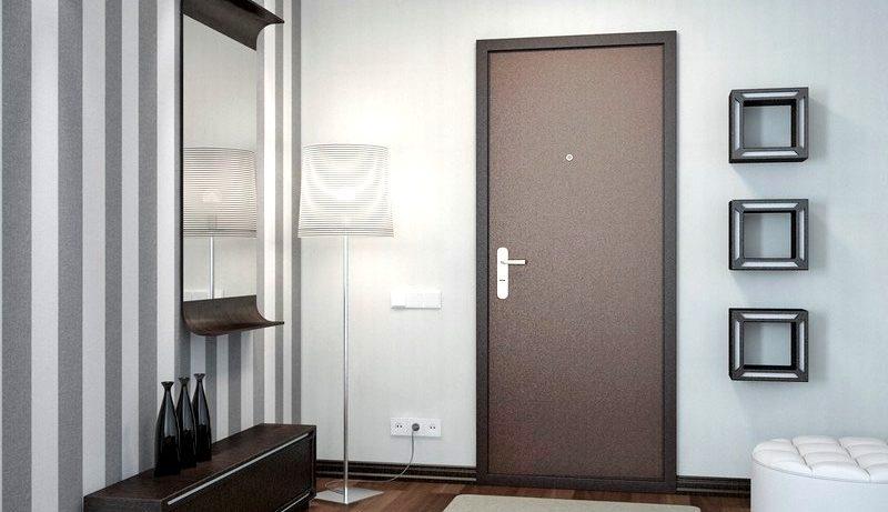 Выбираем надежную входную дверь