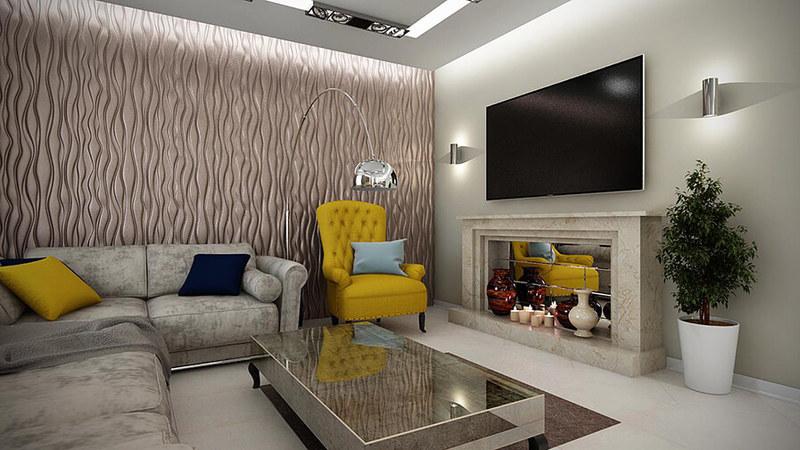 Дизайн интерьера домашней сауны